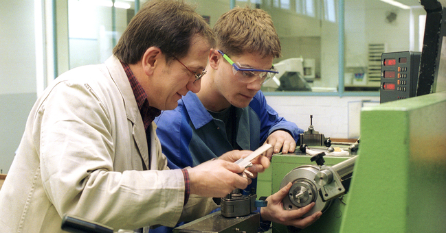 Ausbildung - Cursul pentru formare profesionala