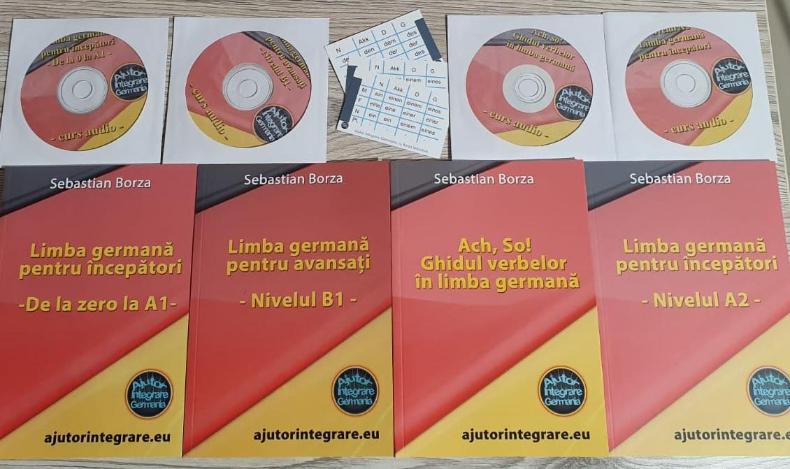 Carti Ajutor Integrare Germania